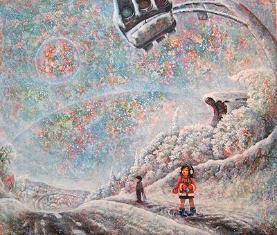 〜9/20(火) 北室:三人写真展ー無名の土ー 南室:白石貴士絵画展_f0106896_16573048.jpg