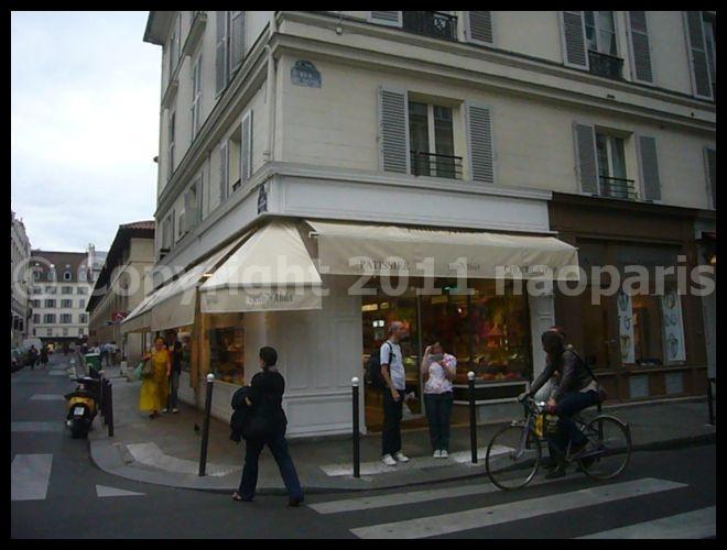 【街角のスイーツ】Gerard Mulot Paris _a0014299_222743100.jpg