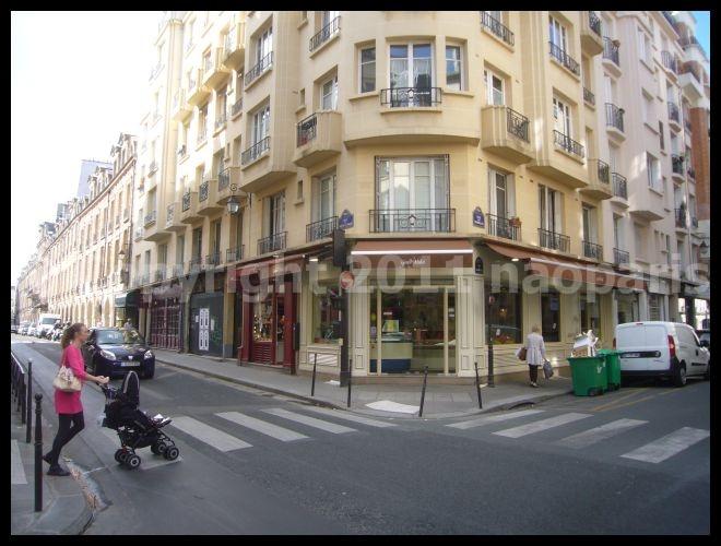 【街角のスイーツ】Gerard Mulot Paris _a0014299_2229542.jpg