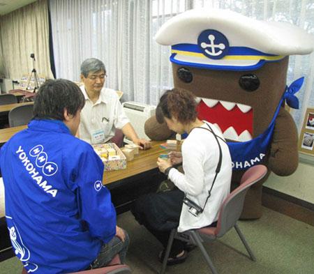 からくりパズルを楽しむ会 -NHK取材-_a0220500_1834247.jpg