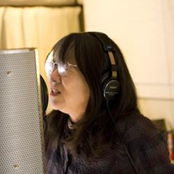 小林万里子さんのCDが出来ました。_f0042307_1303749.jpg