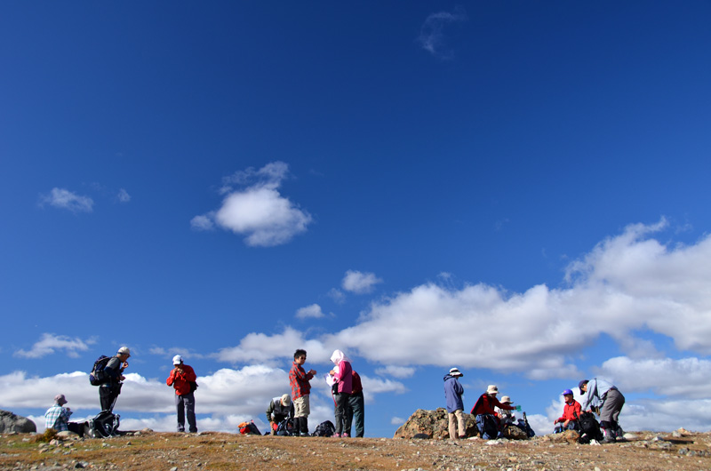 おいらく山岳会 木村様グループ 極北のユーコンとカナディアンロッキーハイキング10日間(ユーコン編)_d0112928_14382931.jpg