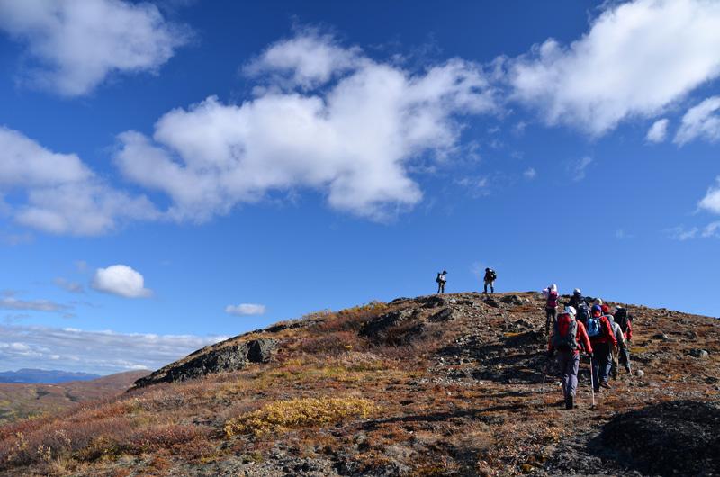 おいらく山岳会 木村様グループ 極北のユーコンとカナディアンロッキーハイキング10日間(ユーコン編)_d0112928_14523643.jpg