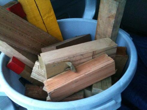 ばん木の再利用_d0085634_1822267.jpg