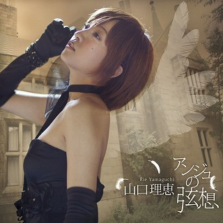 山口理恵Birthday Album 「アンジュの弦想」10/20発売!_e0025035_2175680.jpg
