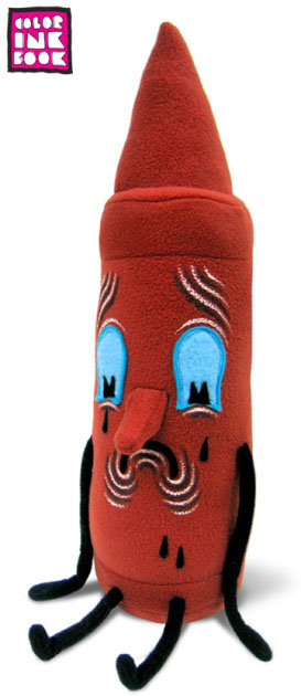Rayola Plush - Red Colorway by Travis Lampe _e0118156_2174740.jpg