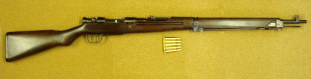 タナカ 九九式短小銃 モデルガン_f0131995_11362593.jpg