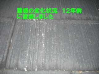屋根塗装の準備_f0031037_18303844.jpg