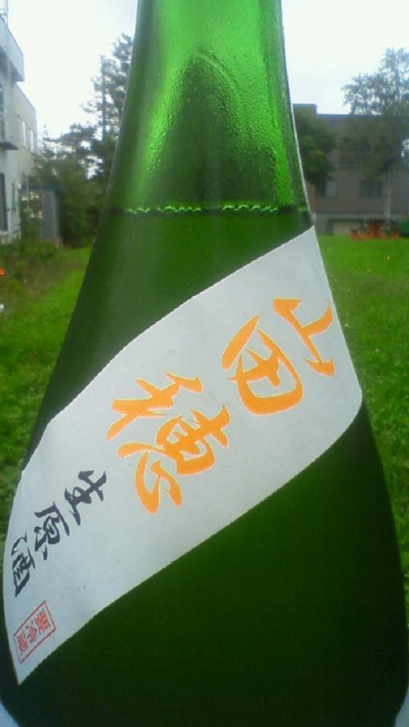 【日本酒】 秀鳳 純米大吟醸 無濾過生原酒 山田穂_e0173738_11154640.jpg