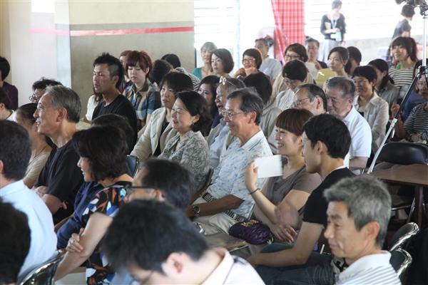 鷲田清一さん講演「哲学にとっての現場」_e0150642_11513024.jpg