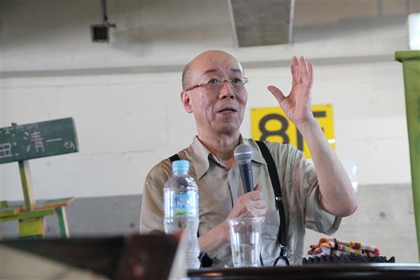 鷲田清一さん講演「哲学にとっての現場」_e0150642_1152144.jpg