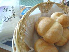 よんぱち米の米粉_f0019247_23512525.jpg