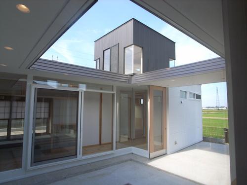 4つの棟の家 オープンハウス 決定!_b0151262_0133218.jpg
