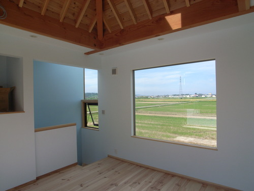 4つの棟の家 オープンハウス 決定!_b0151262_013431.jpg