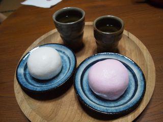 紅白饅頭〜_a0168068_16505115.jpg