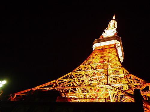 ニヤリ(東京タワー)_f0025970_0325814.jpg