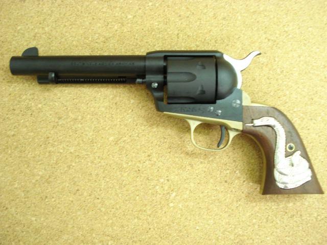 CAW S.A.A. 2nd Bounty Gun モデルガン_f0131995_11202883.jpg