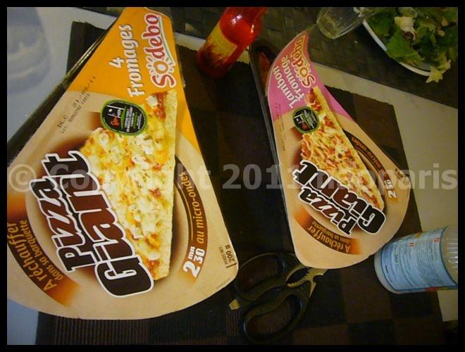 【ピザPIZZA電子レンジでピザ!(Sodebo)_a0014299_22461036.jpg
