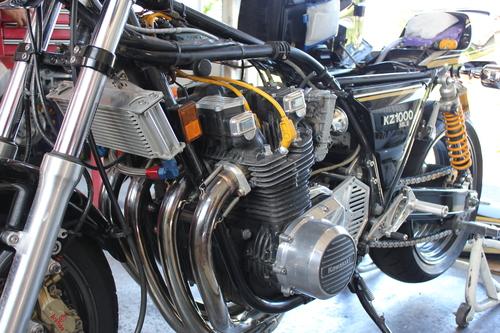 Z1000MkⅡ エンジンフルオーバーホール その1_d0038712_1945054.jpg