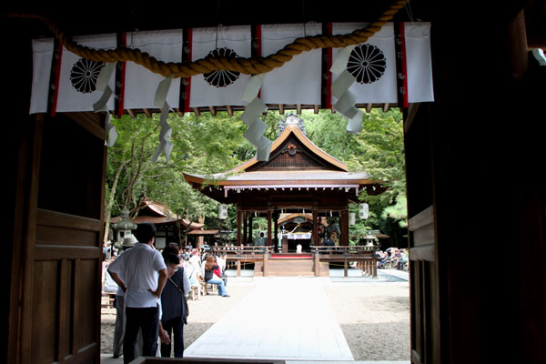 萩まつり1 梨の木神社_e0048413_2033267.jpg