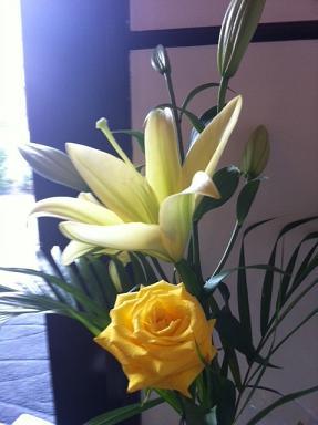 花の香り~キラキラ☆_c0187025_18202338.jpg