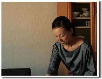 「四季暮らし 花あそび」のmachikoさん登場!_c0039735_9421426.jpg