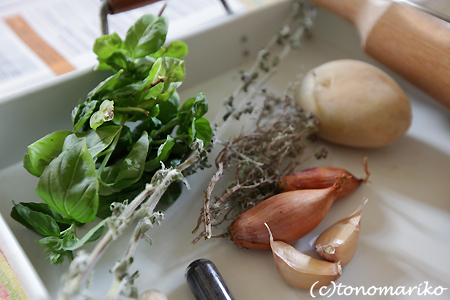 南仏プチお料理教室 南仏プロヴァンス旅行_c0024345_17575177.jpg