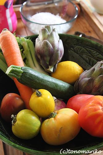 南仏プチお料理教室 南仏プロヴァンス旅行_c0024345_17581820.jpg
