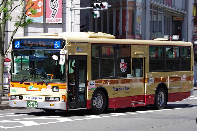 旧路線バス