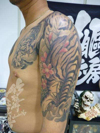 兵庫県 姫路 TATTOO(タトゥー)刺青_a0148054_192246100.jpg