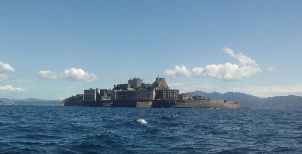 軍艦島に上陸~感動しました!_d0082356_11374663.jpg
