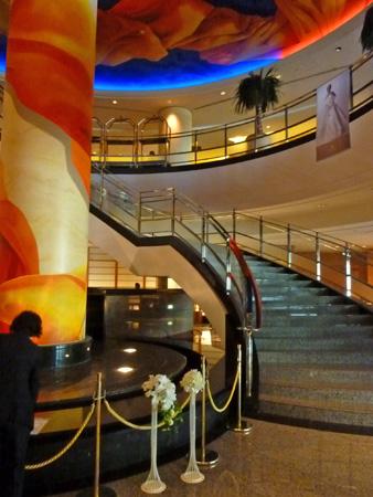 パンパシフィック横浜ベイホテル東急に泊ったよ。_f0054556_13541528.jpg