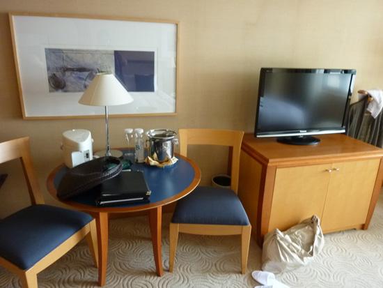 パンパシフィック横浜ベイホテル東急に泊ったよ。_f0054556_13594155.jpg