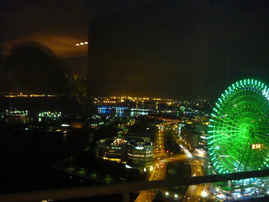 パンパシフィック横浜ベイホテル東急の「パシフィックラウンジ」_f0054556_19434416.jpg