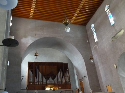 広島世界平和記念聖堂 カトリック幟町教会 @ ミニマリアの広島 おさんぽ。。。.♡*† *・。・。+_a0053662_1924096.jpg