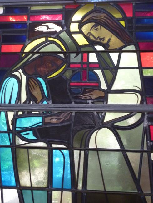 広島世界平和記念聖堂 カトリック幟町教会 @ ミニマリアの広島 おさんぽ。。。.♡*† *・。・。+_a0053662_20462737.jpg