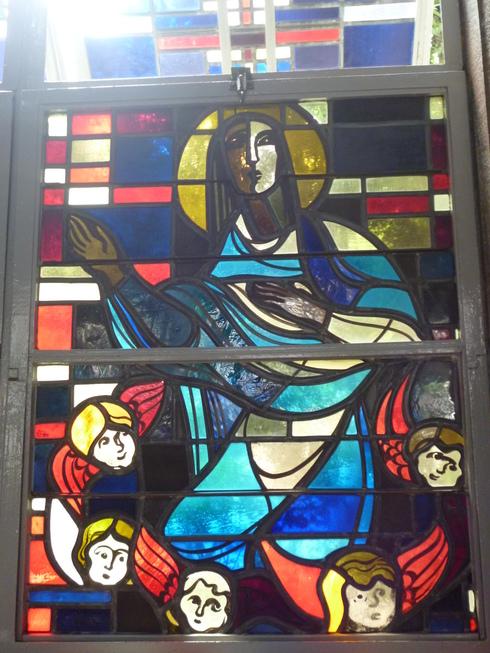 広島世界平和記念聖堂 カトリック幟町教会 @ ミニマリアの広島 おさんぽ。。。.♡*† *・。・。+_a0053662_20473923.jpg