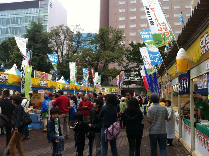 Sapporo Autumn Fest 2011_e0014773_2121284.jpg