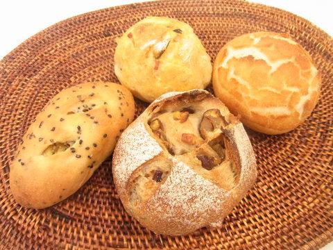 秋のパン_a0080074_10244926.jpg