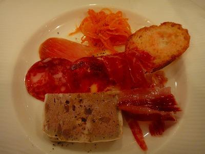 スペイン料理 Restaurante LA FUENTE_a0152501_10573883.jpg