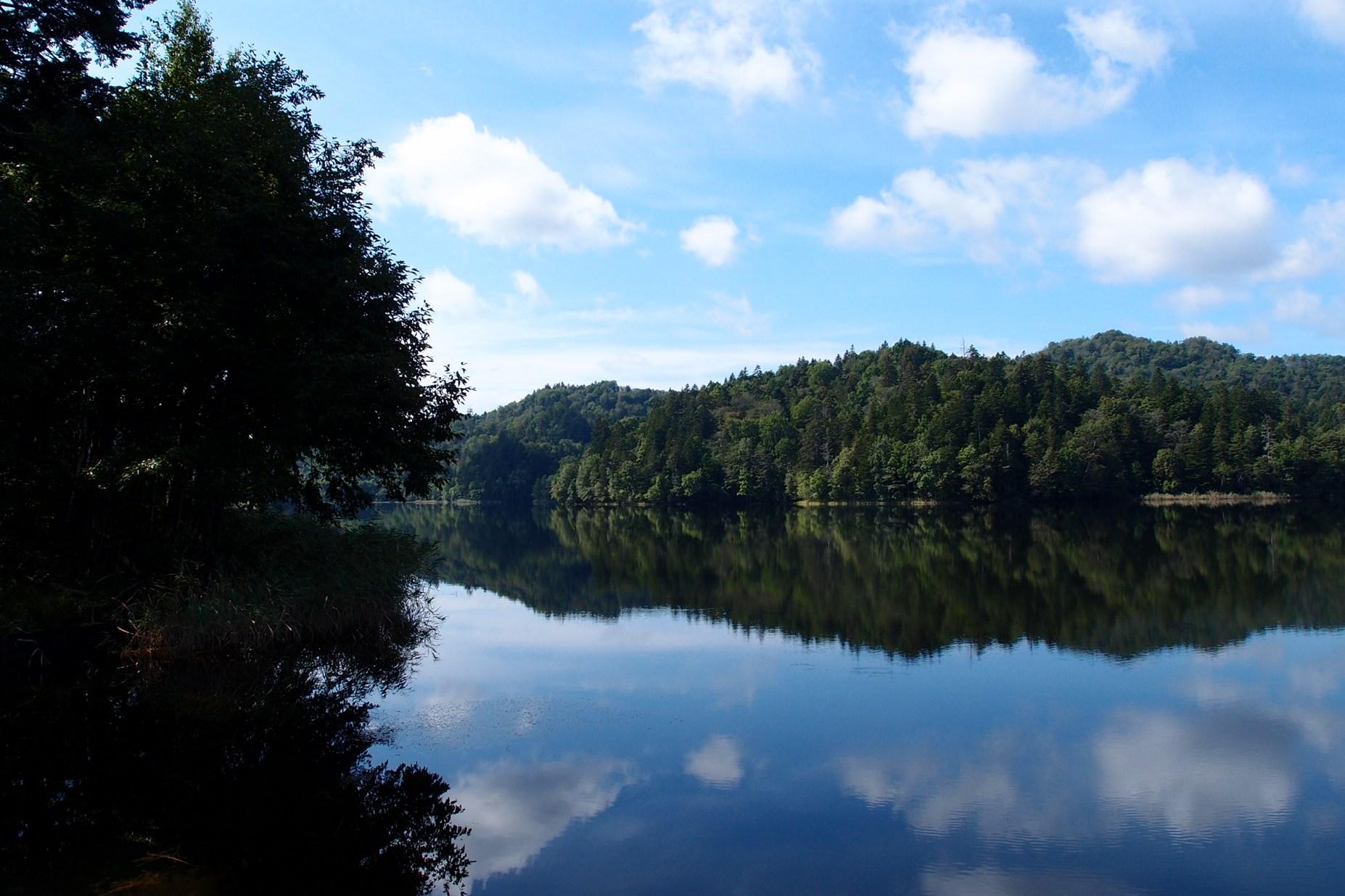 必要最少限のキッチン〜北海道湖畔キャンプ_a0116902_22541437.jpg