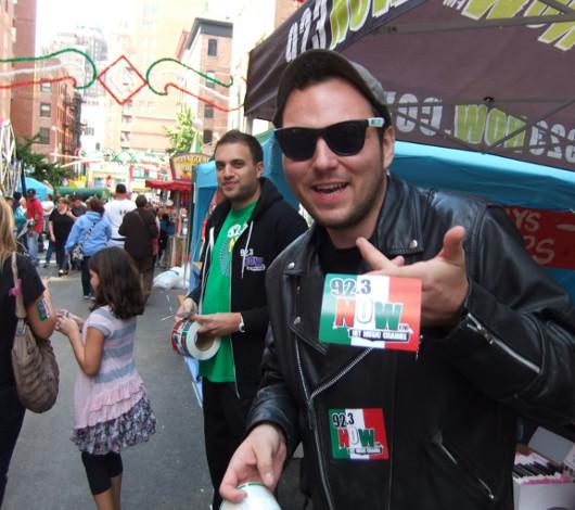リトル・イタリー最大のお祭り San Gennaro 2011_b0007805_19371567.jpg