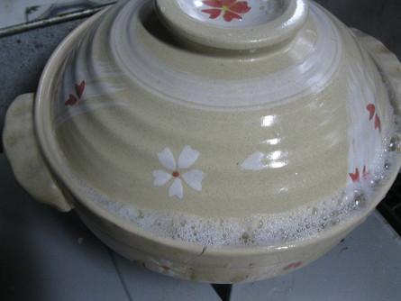 新米を「土鍋」で焚く方法~~☆_a0125419_10355067.jpg