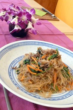 料理教室・・・韓国料理「カツオキムチ丼など」_f0141419_4585266.jpg