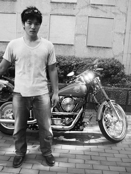 松下 裕里 & Harley-Davidson FXSTC(2011 0909)_f0203027_18404547.jpg