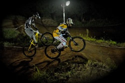 "11\""JOSF JAPAN Open Night Race VOL4:MTBエリート決勝 動画有り_b0065730_10161653.jpg"
