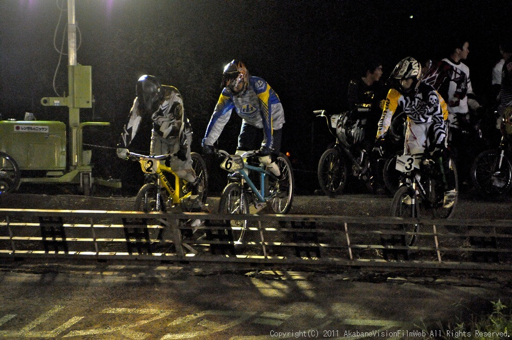 "11\""JOSF JAPAN Open Night Race VOL4:MTBエリート決勝 動画有り_b0065730_1017148.jpg"