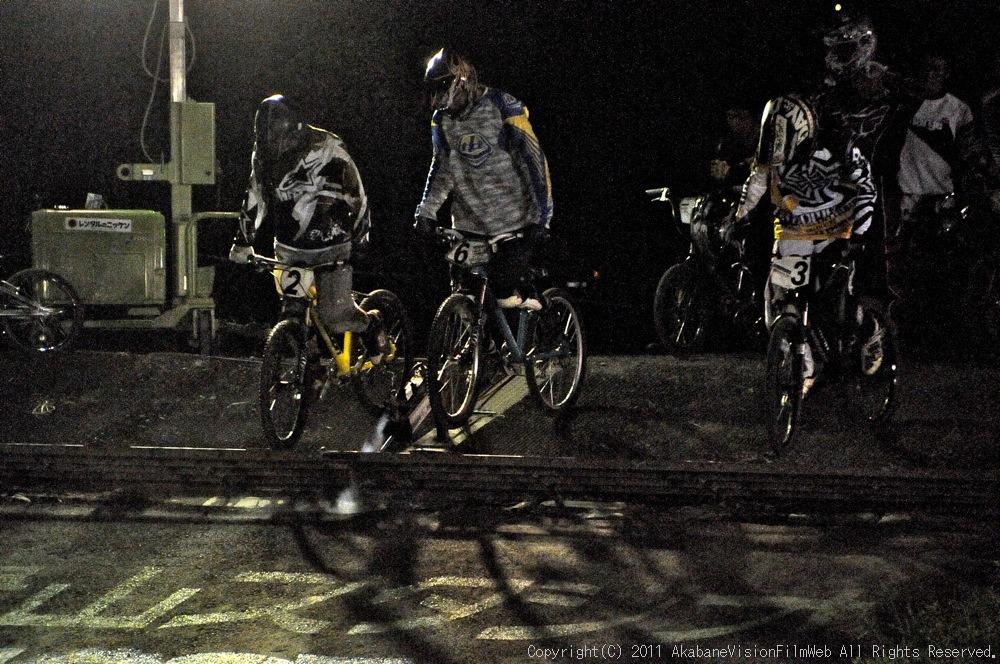 "11\""JOSF JAPAN Open Night Race VOL4:MTBエリート決勝 動画有り_b0065730_10172865.jpg"