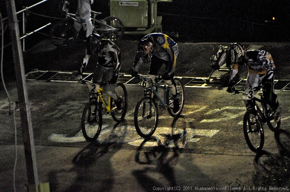 "11\""JOSF JAPAN Open Night Race VOL4:MTBエリート決勝 動画有り_b0065730_10175183.jpg"