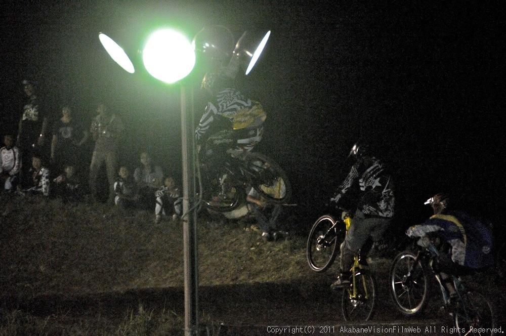 "11\""JOSF JAPAN Open Night Race VOL4:MTBエリート決勝 動画有り_b0065730_10192351.jpg"